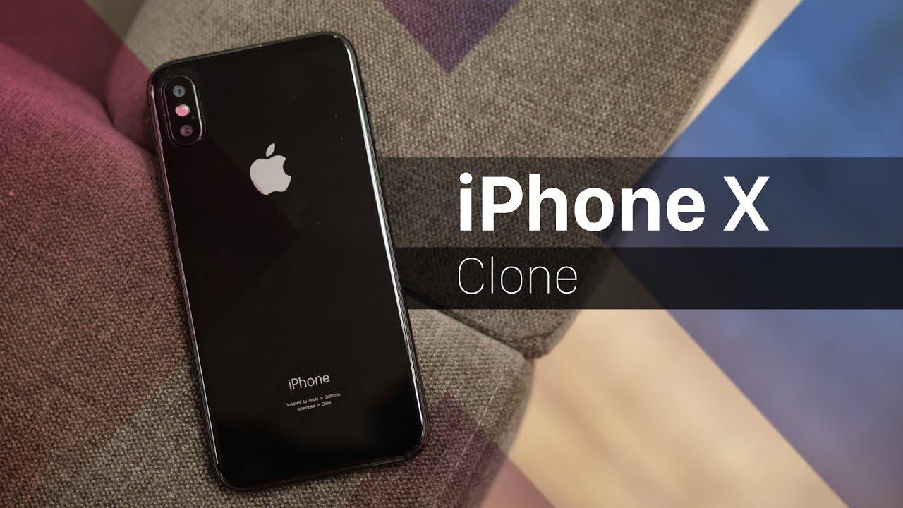 Working Iphone  Clone