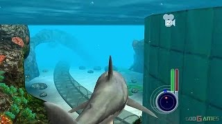 One of John GodGames's most viewed videos: Jaws Unleashed - Gameplay PS2 HD 720P