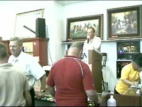 Auctioneer, Brett Higgins, Phoenix, AZ auction, fun