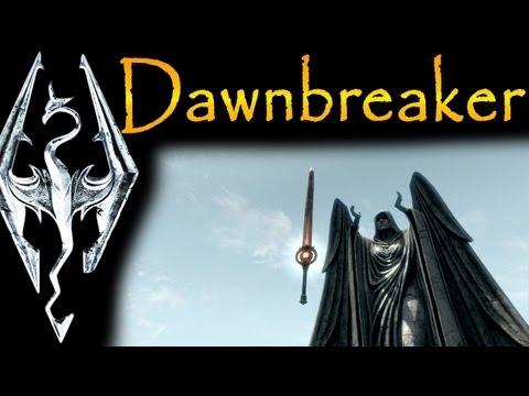Skyrim: Daedric Artifacts - Dawnbreaker (