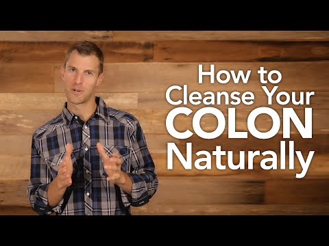 How to Cleanse Your Colon Naturally