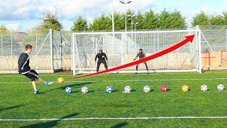 MULTI FOOTBALL CHALLENGE!