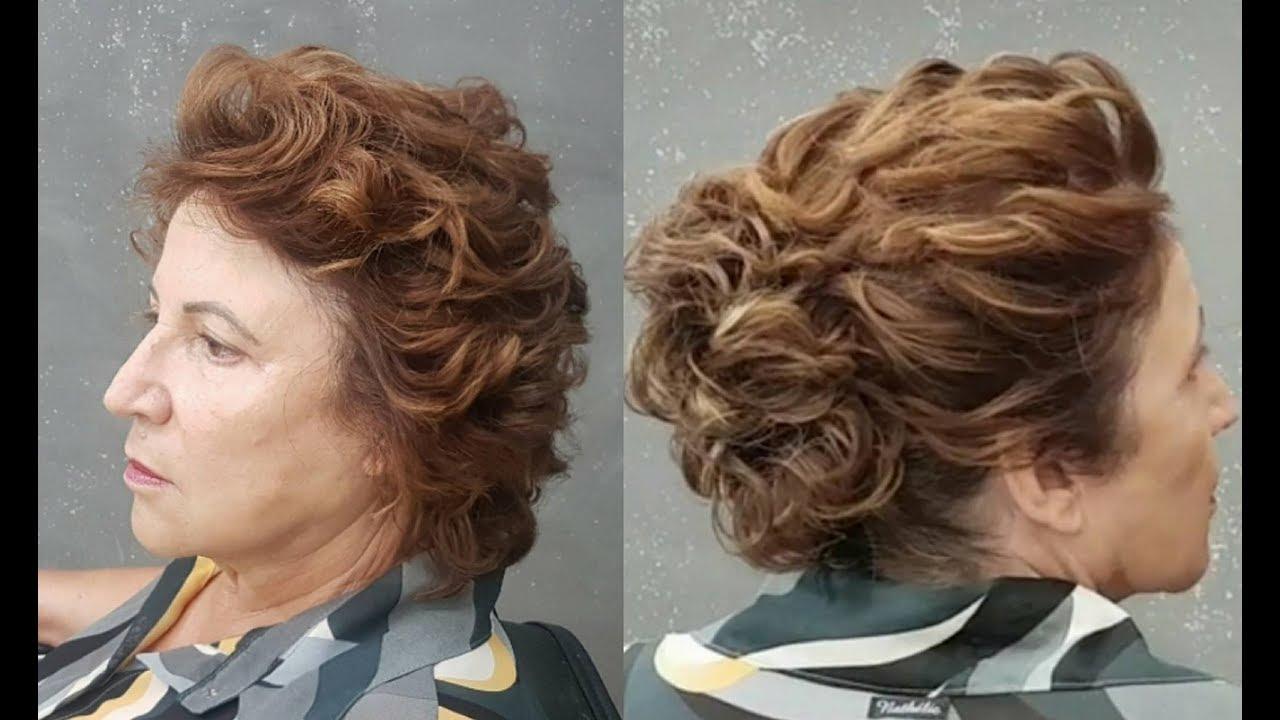 Como Fazer Penteados Em Cabelos Curtosmuito Fácil