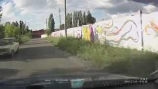 Подборка аварий в Украине 2013 / 2