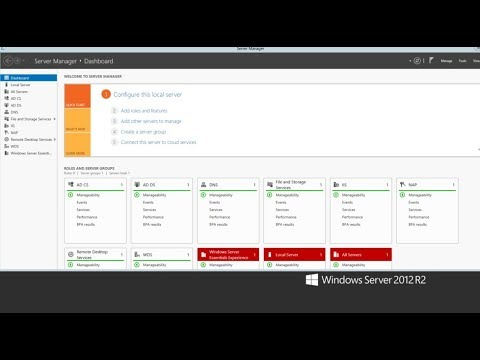How To Configure Windows Server 2012R2 Media Streaming Essentials (Step By Step)