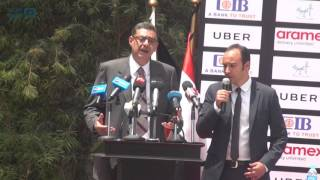 مصر العربية | محمود طاهر: الأهلى أكبر ناد في مصر وأفريقيا.. وسعداء بتنظيم