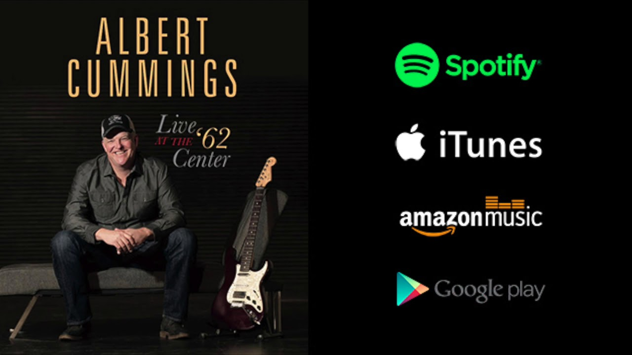 Albert Cummings - Live at the '62 Center - Hurts Me Too (Audio)