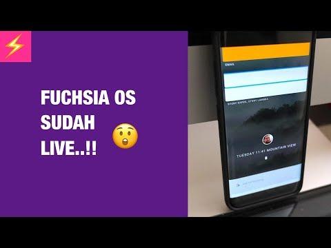 Technow #28: Google Fuchsia OS! Huawei Boleh Pake Android Lagi, Inilah Galaxy Note 10+
