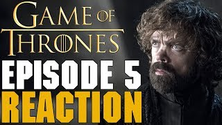 Game of Thrones Season 8 Episode 5 Reaction & First Impressions