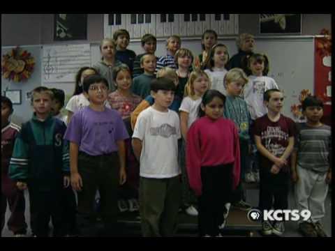 1997 Golden Apple Award Winner: Morgen Owings Elementary School