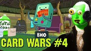 bmo has bo zgw plays adventure time card wars 4