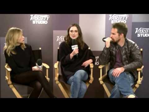 Laggies interview With Chloë Grace Moretz, Kiera Knightley and Sam Rockwell via Variety