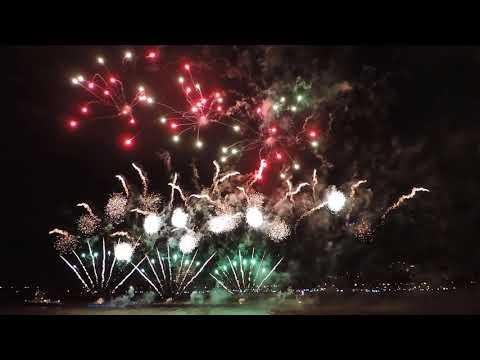 Fireworks Antwerp 2017-2018
