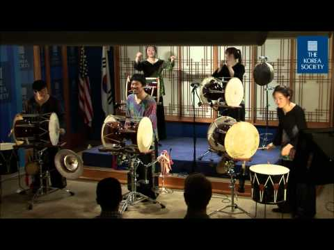 Korean Rhythms and Shamanism in Contemporary Music