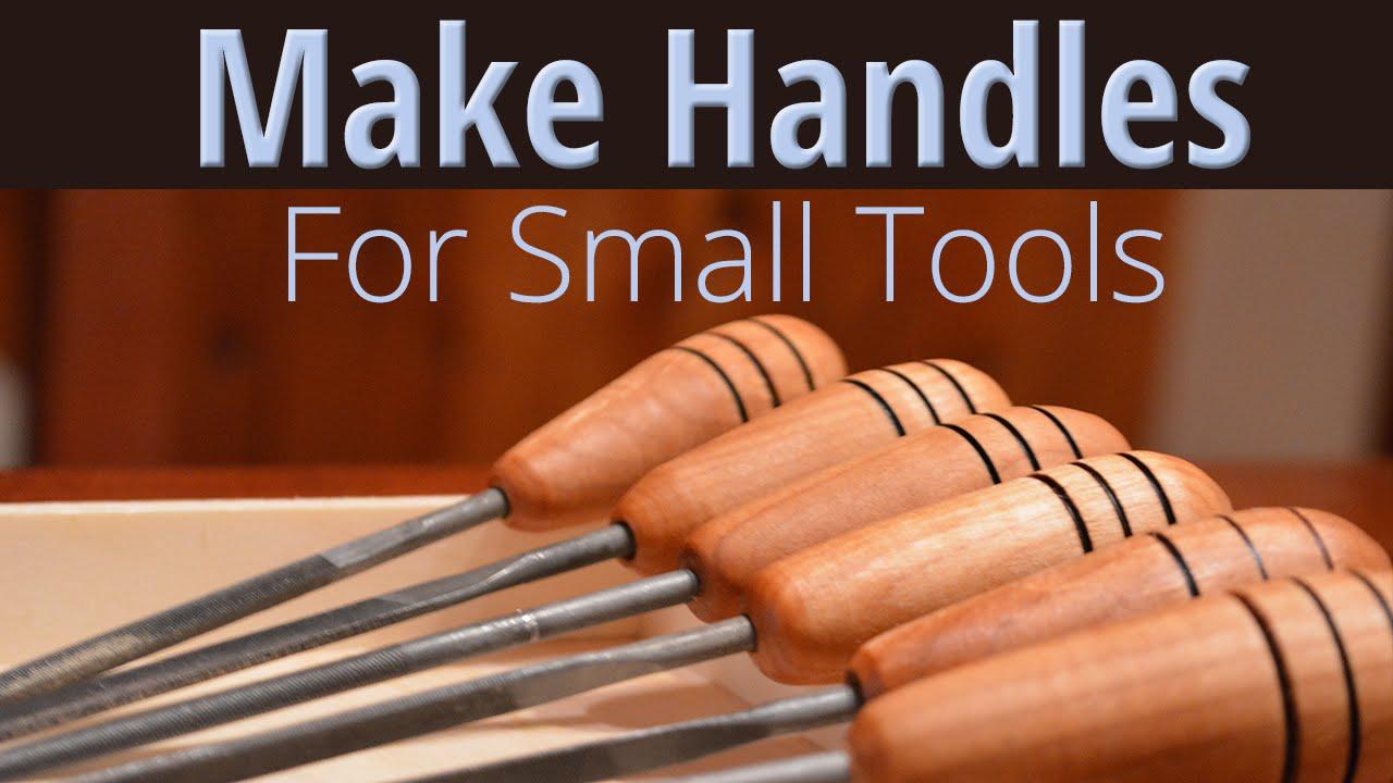 how to make lathe tools