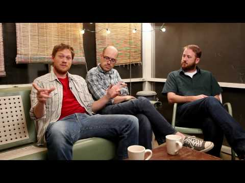 Andrew Peterson Talks About Counting Stars - Part 1