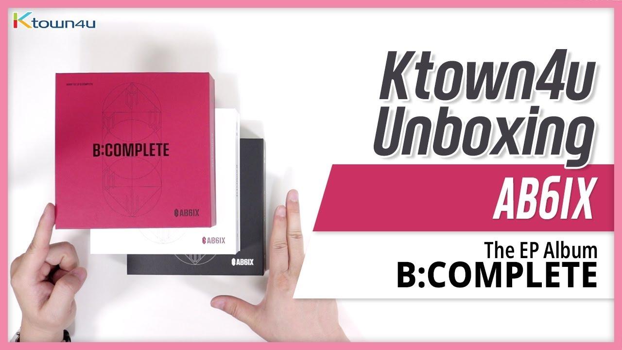 KPOP Ktown4u com : AB6IX - EP Album Vol 1 [B:COMPLETE] (X
