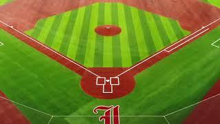 Jacksonville State Baseball - Jim Case Stadium Aerial Footage