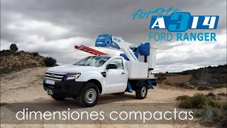 Download Video Video Socage Ibérica  A314 forSte sobre pick up MP3 3GP MP4
