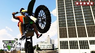 GTA 5 Fun In The Sun | GTA Online Bikes Off-Roading! | GTA 5 Party Weekend