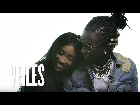 Young Thug & His Fiancée Jerrika Went There (!) - TMI