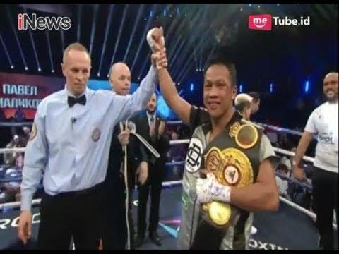 [FULL RONDE 8] Pukul KO Pavel Malikov, Daud Yordan Berhak Dapat Dua Sabuk Juara - Total Boxing 22/04 Mp3