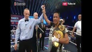 [FULL RONDE 8] Pukul KO Pavel Malikov, Daud Yordan Berhak Dapat Dua Sabuk Juara - Total Boxing 22/04