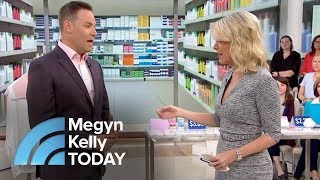 Jeff Rossen: Women Are Paying A 'Pink Tax' On Many Products | Megyn Kelly TODAY