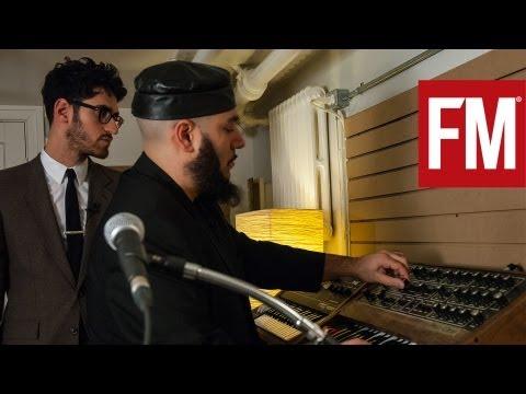 Chromeo In The Studio With Future Music