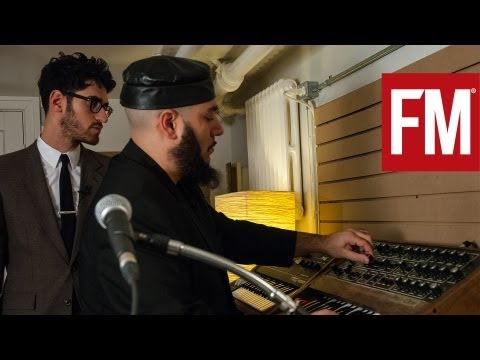 Chromeo In The Studio With Future Music