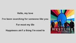 westlife twentytour asia 2019 setlist - YouTube