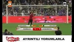 Eskişehirspor 2 1 Fenerbahçe Maçın Geniş özeti