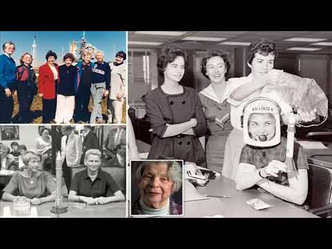 Mercury 13: The female pilots who trained for space flight in the 1960s (and outdid the men)