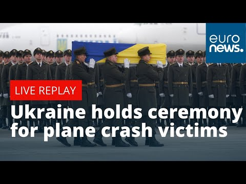 Ukraine holds ceremony