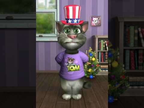 Talking Tom is singing Jao bolo tare.