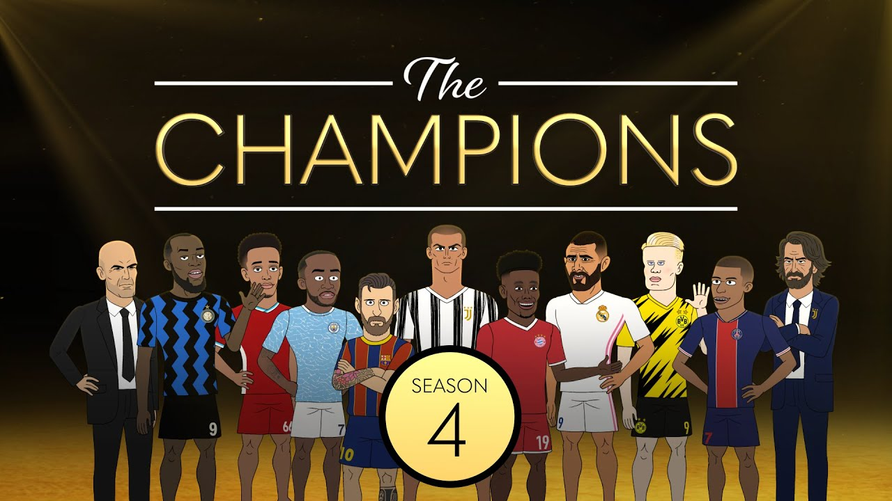 Download 🌟 The Champions Season 4 In Full 🌟