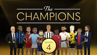 🌟 The Champions Season 4 In Full 🌟