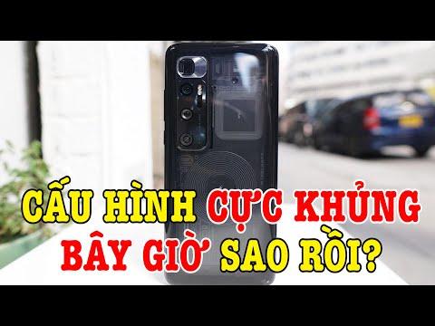 Tư vấn điện thoại Xiaomi Mi 10 Ultra CẤU HÌNH CỰC KHỦNG bây giờ sao rồi?