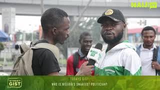 News Nigeria Today: Who is Nigeria's Smartest Politician?   Naij.com TV