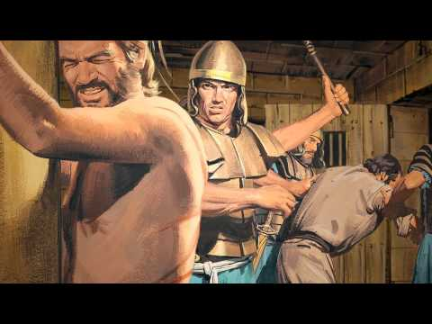 Chapitre 61: Paul et Silas en prison