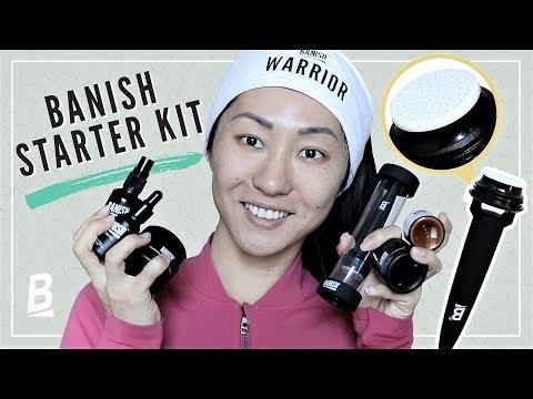 How To Use The Banish Starter Kit (2019)
