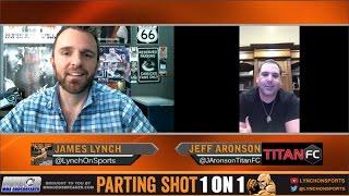 President Jeff Aronson Previews Titan FC 44 & Talks New Arena