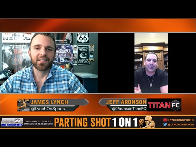 President Jeff Aronson Previews Titan FC 44 & Talks New Arena
