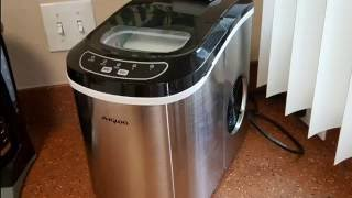 Igloo countertop ice maker - review