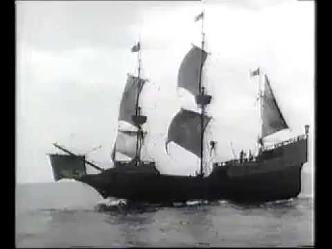 """Sir Francis Drake"" UK TV series (1961—1962) closer"