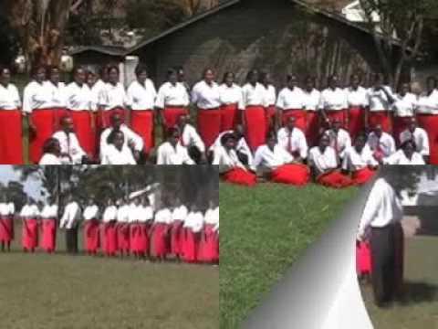 Blessed assuarance (Riu ndi wa Jesu ) CHURCH OF THE TORCH CHOIR P.C.E.A KIKUYU