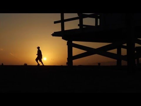 Santa Monica, California Sunset - Time Lapse - March 2016 - Beautiful