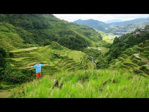 Incredible Rice Terraces Of Banaue