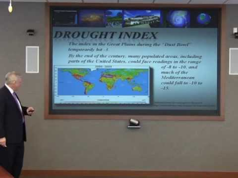 Climate Change with Charles Bayless; Part 1