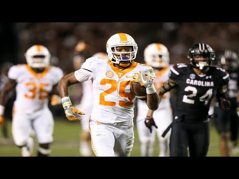 Evan Berry Tennessee Highlights (2014-2016) | HD